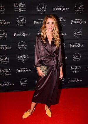 Alice David - M Foundation Gala Dinner in Paris