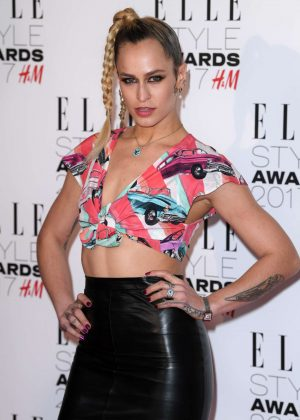 Alice Dellal - 2017 Elle Style Awards in London