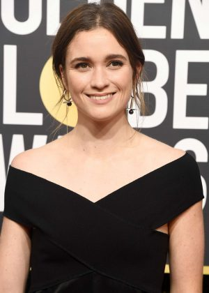Alice Englert - 2018 Golden Globe Awards in Beverly Hills