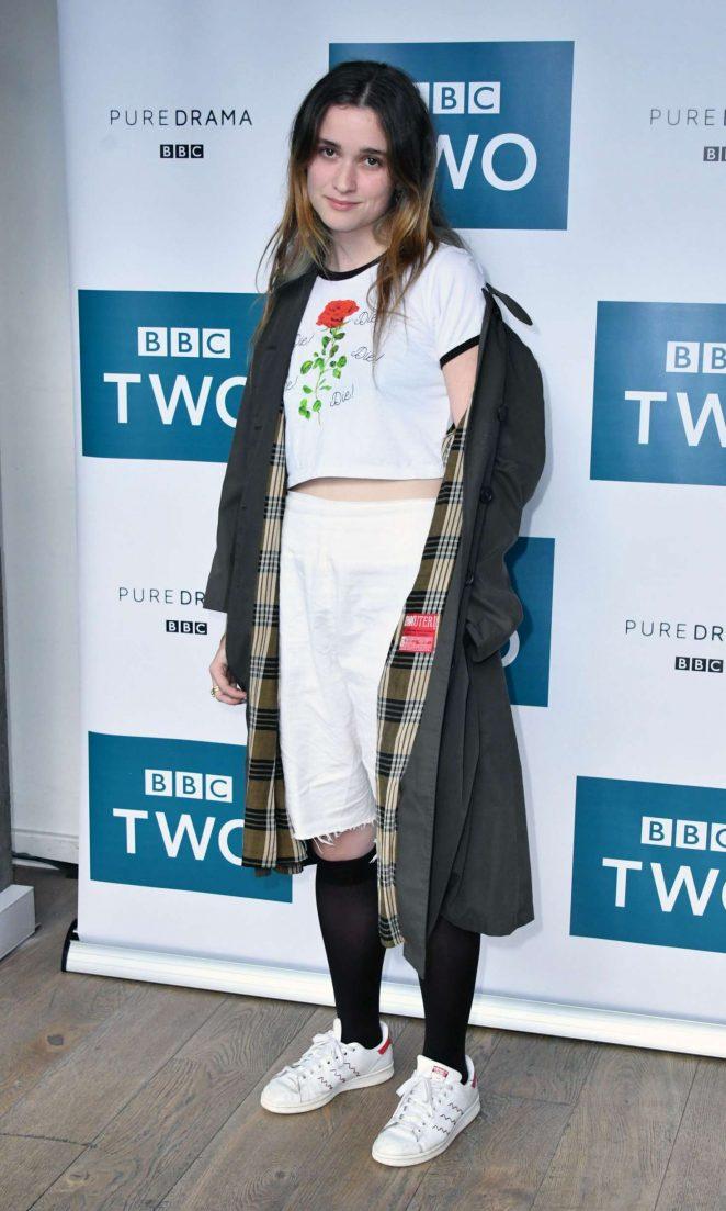 Alice Englert – 'Top of the Lake: China Girl' Screening in London