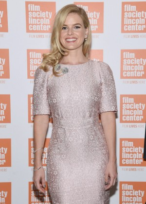 Alice Eve - 2015 Film Society Of Lincoln Center Summer Talks With 'Dirty Weekend' in NYC
