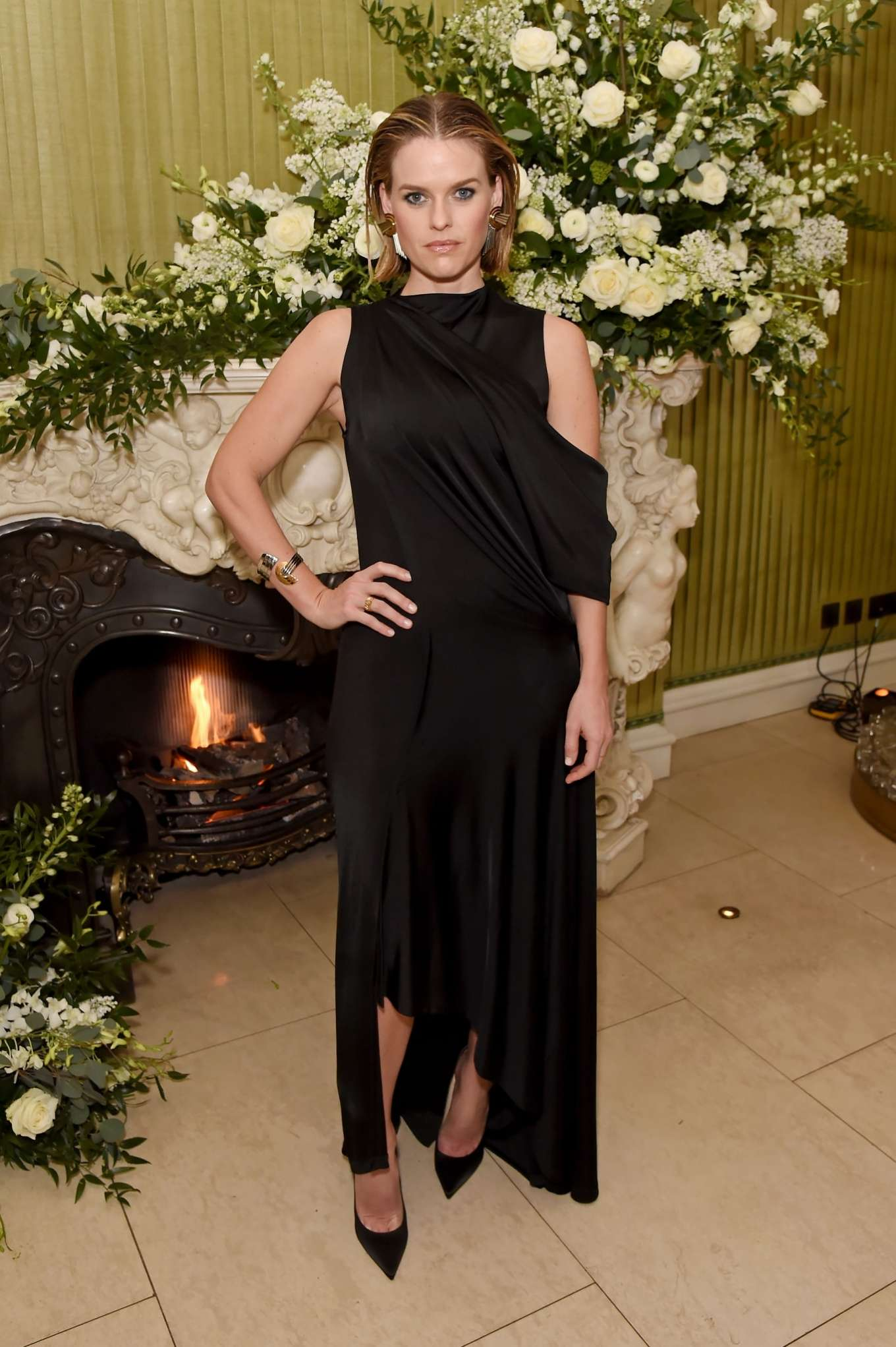 Alice Eve 2020 : Alice Eve – 2020 British Vogue and Tiffany Fashion and Film Party-01