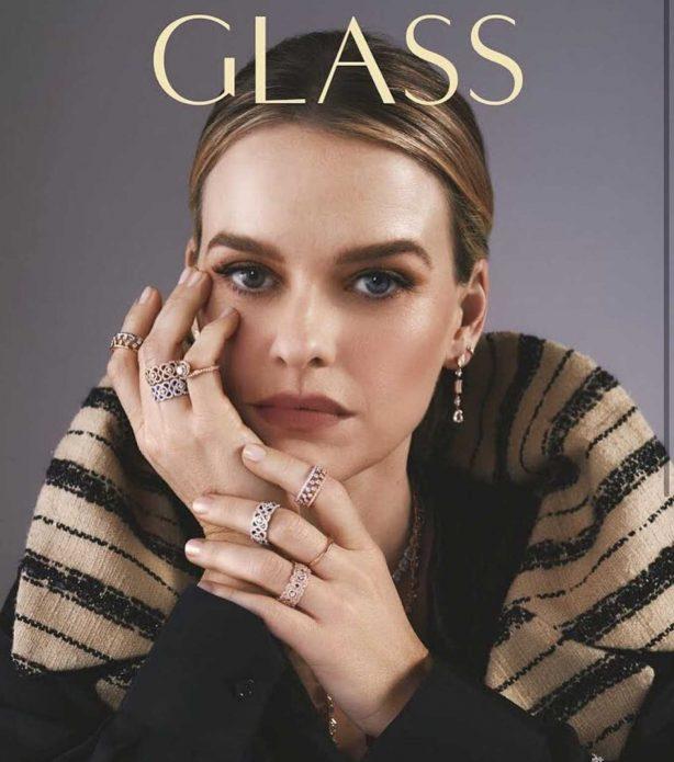 Alice Eve - Glass Magazine - Spring 2020