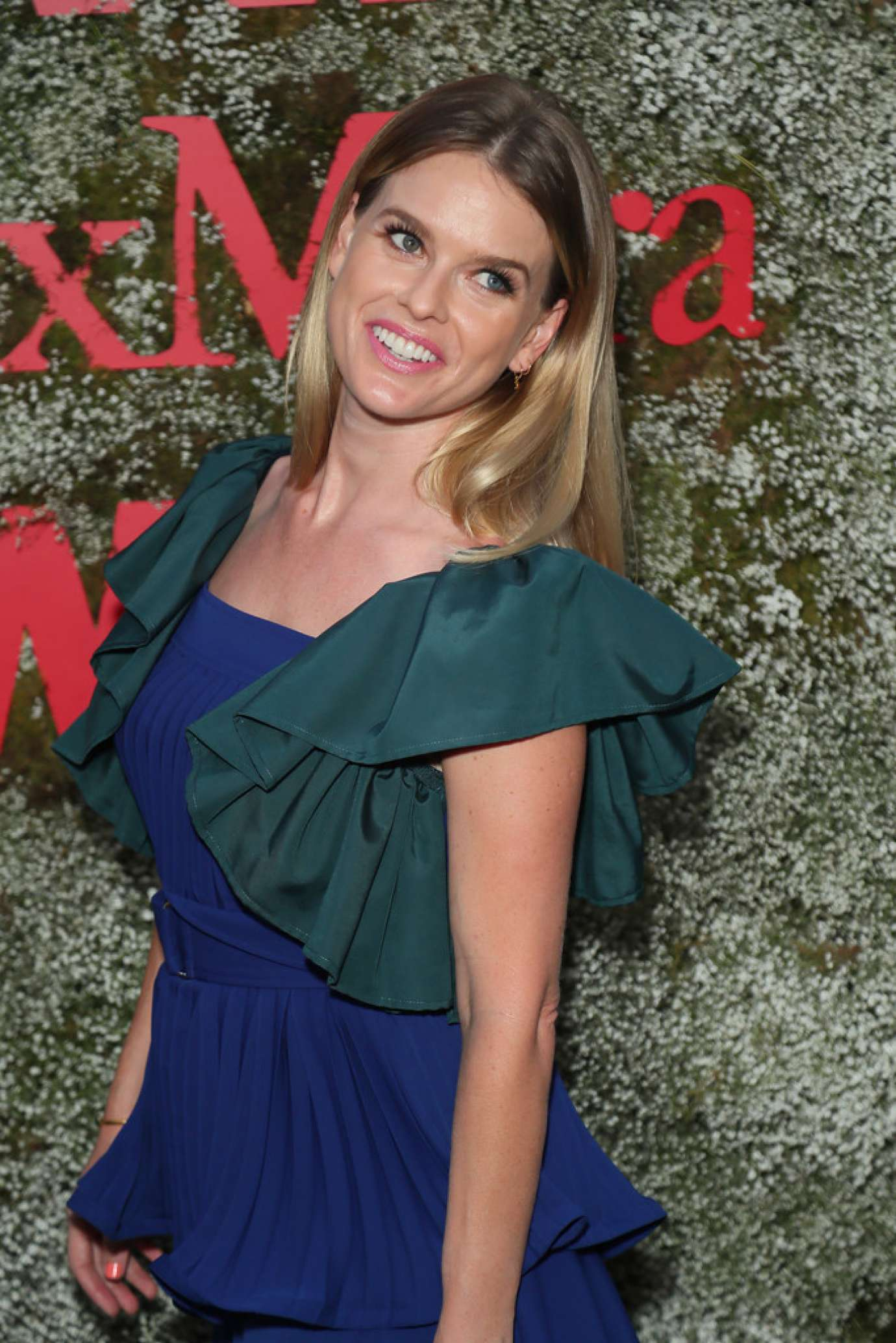 Alice Eve - InStyle and Max Mara Women In Film Celebration in Los Angeles