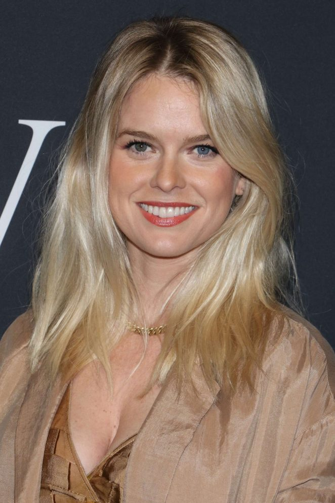 Alice Eve - IWC Schaffhausen 5th Annual For the Love of Cinema Gala in NY