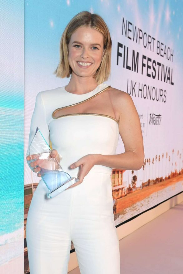 Alice Eve - Newport Beach Film Festival 6th Annual UK Honours in London