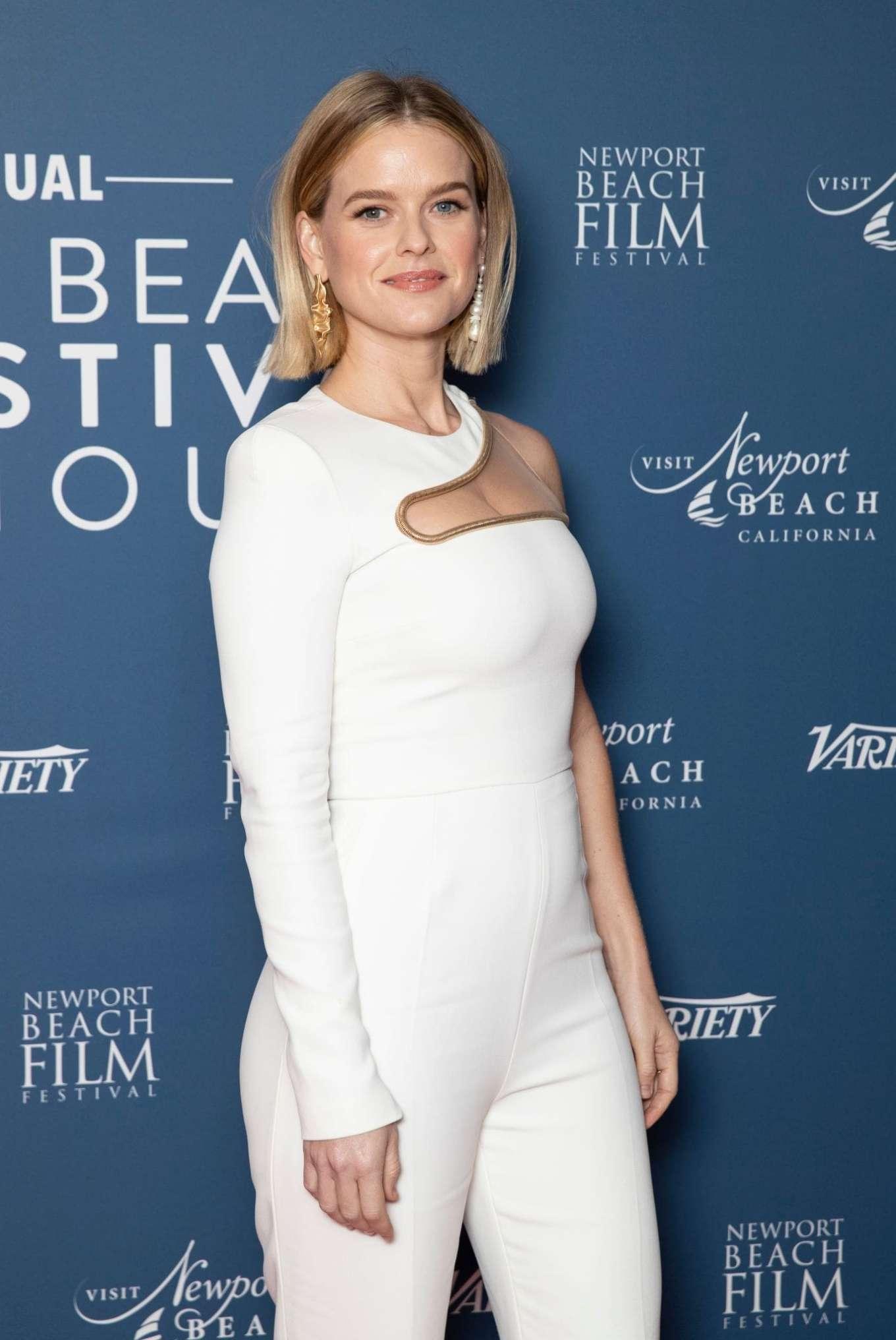 Alice Eve 2020 : Alice Eve – Newport Beach Film Festival 6th Annual UK Honours-17
