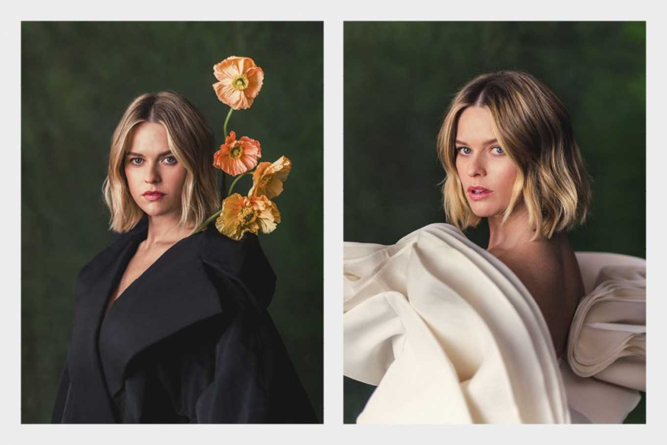 Alice Eve 2020 : Alice Eve – Pip Photoshoot for Fabric 2020-01