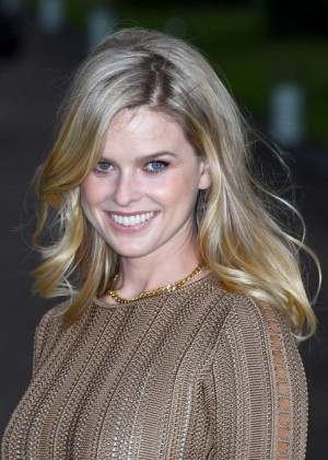 Alice Eve - Vogue and Ralph Lauren Wimbledon party in London