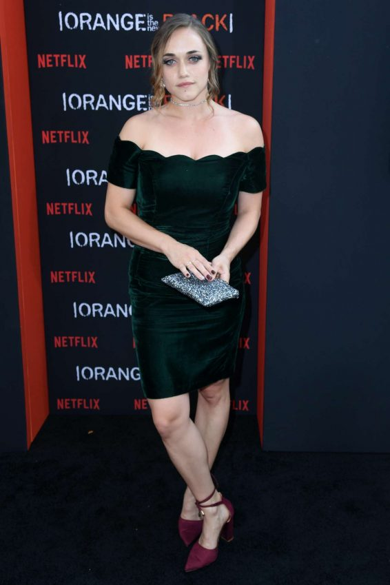 Alice Kremelberg - 'Orange Is The New Black' Premiere in New York