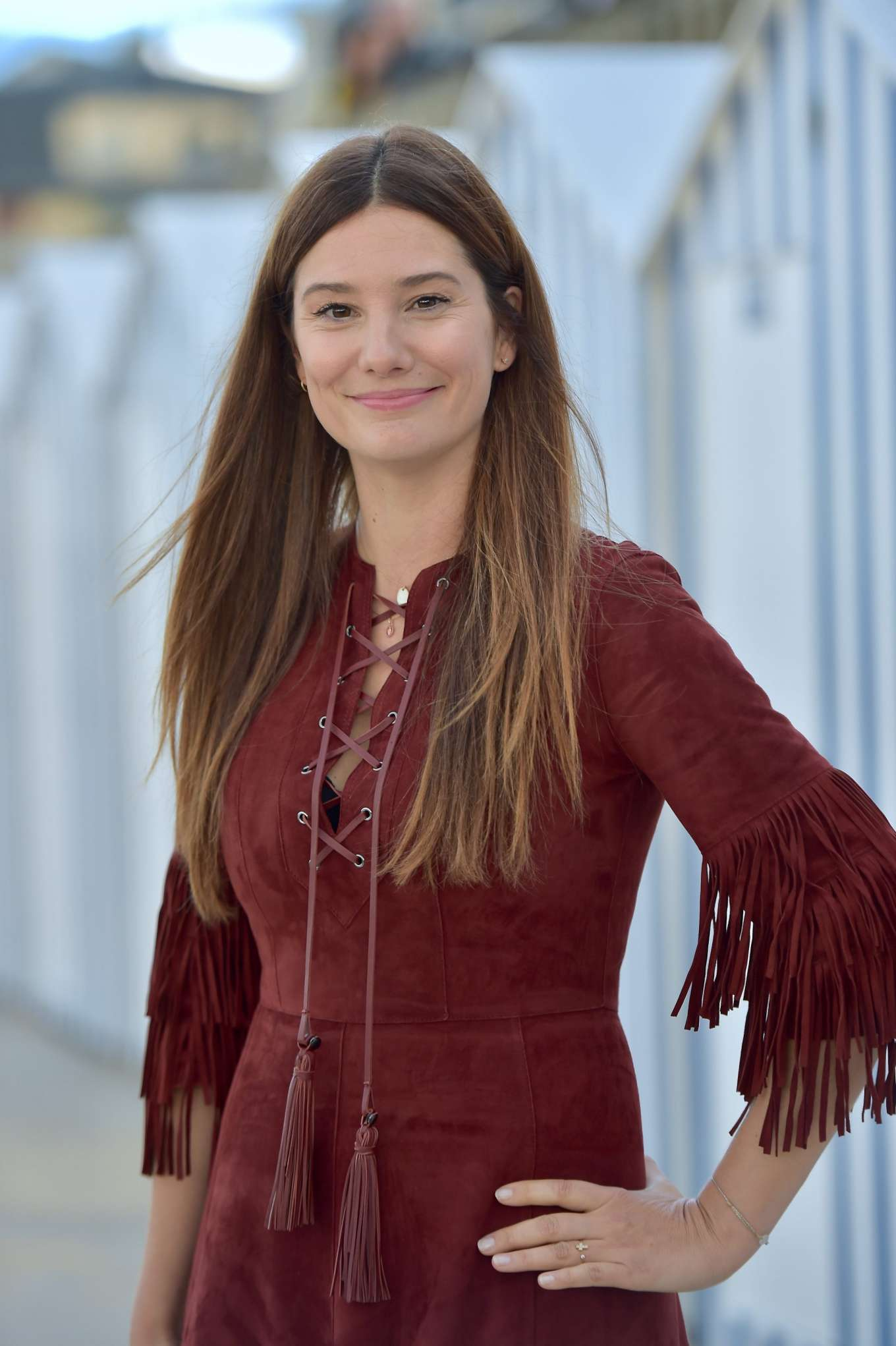 Alice Pol - 33rd Cabourg Film Festival Day 2 in France