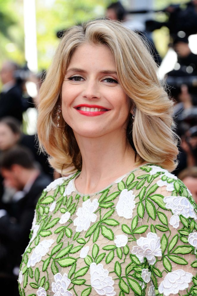 Alice Taglioni - 'Cafe Society' Premiere at 2016 Cannes Film Festival