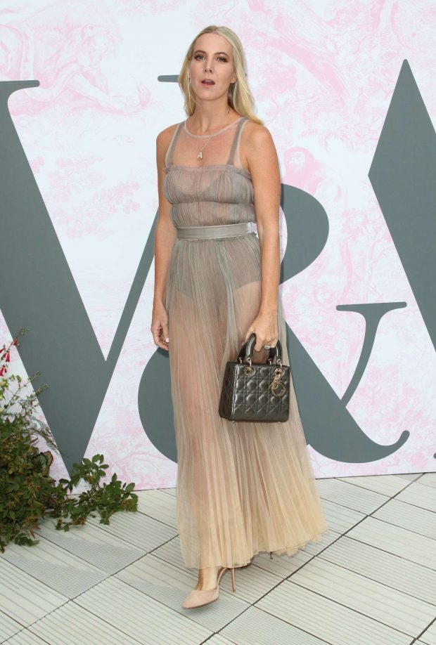 Alice Taylor-Neyland - The V&A Summer Party 2019 in Partnership with Dior in London