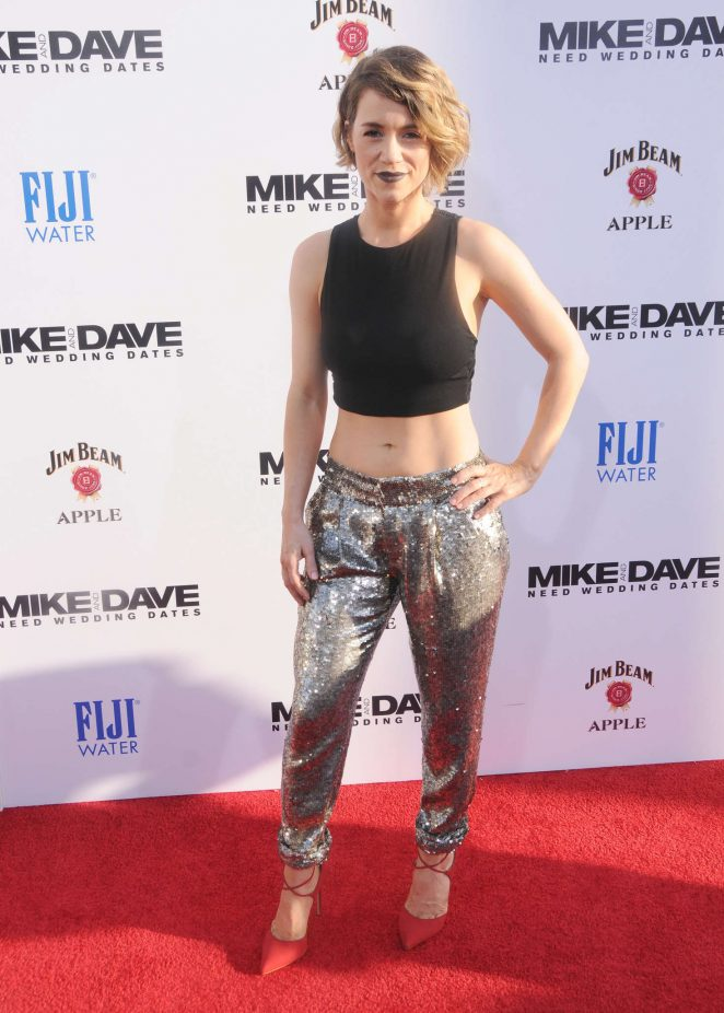 Alice Wetterlund: Mike And Dave Need Wedding Dates Premiere -04