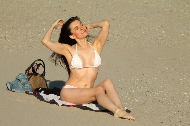 Alicia Arden – Bikini Candids at Venice Beach