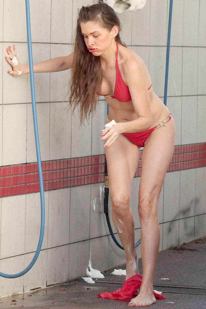 Alicia Arden Bikini Nude Photos 27