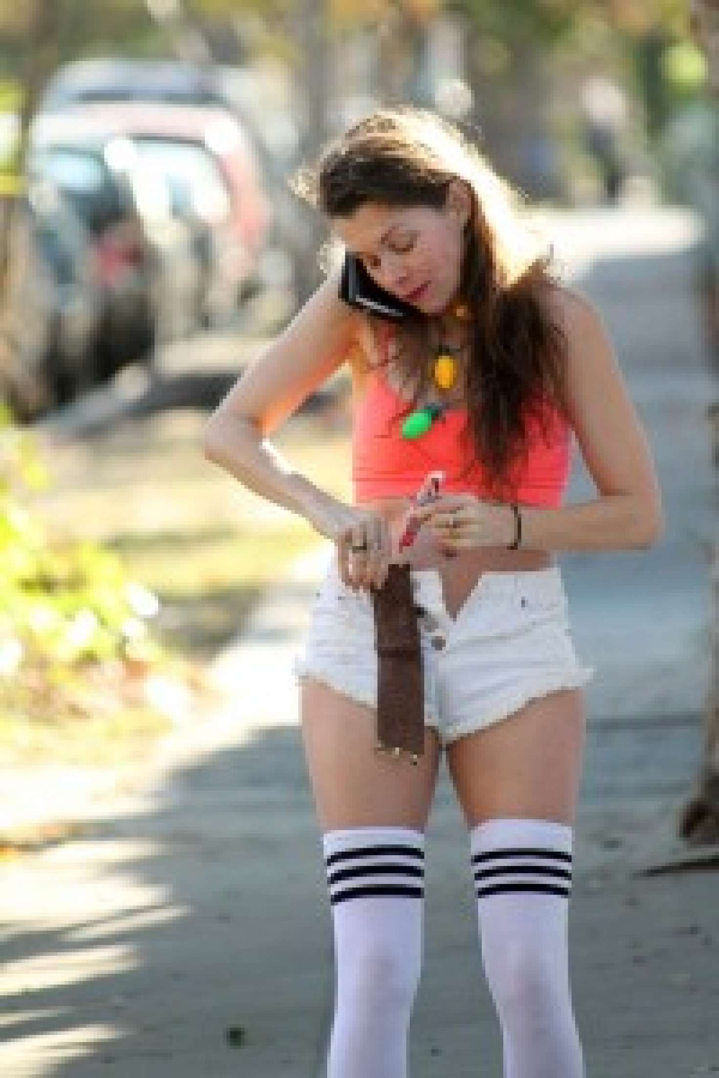 Alicia Arden 2017 : Alicia Arden in Short Shorts -17