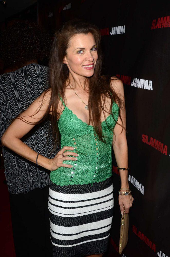 Alicia Arden: Slamma Jamma LA Screening -07