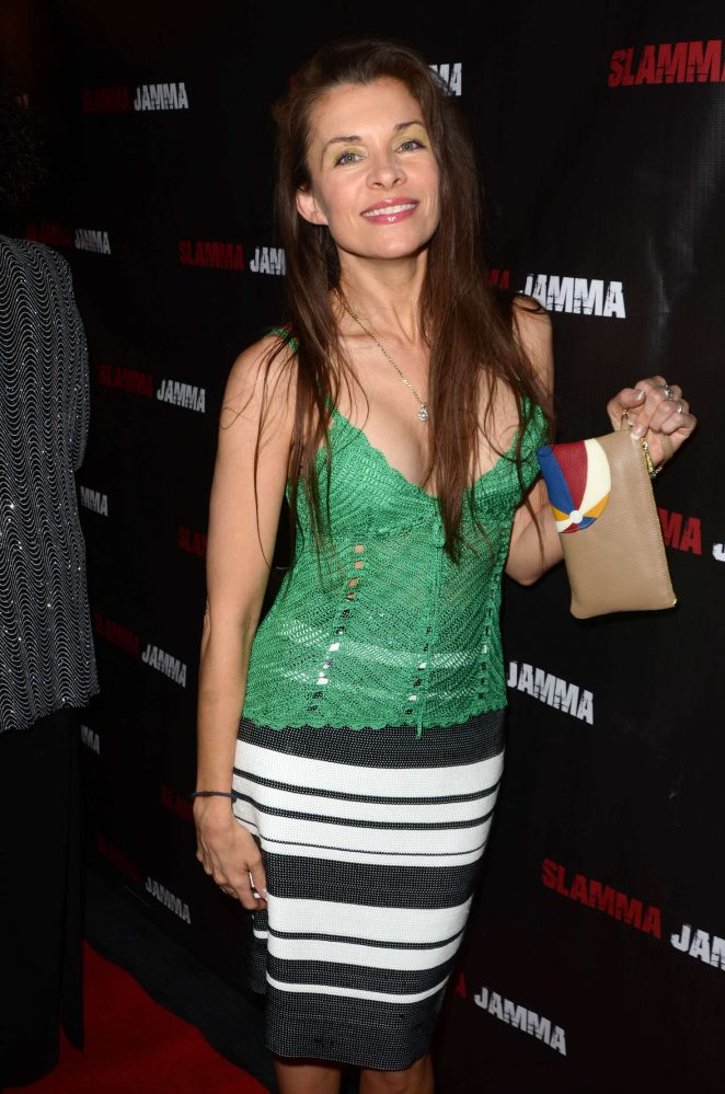 Alicia Arden: Slamma Jamma LA Screening -12
