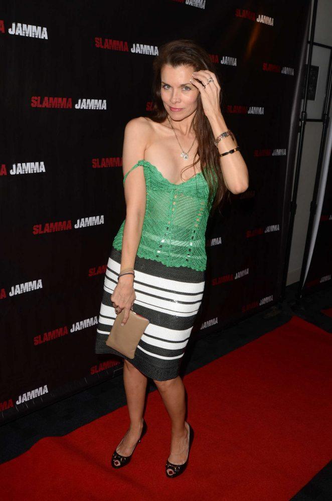 Alicia Arden: Slamma Jamma LA Screening -13