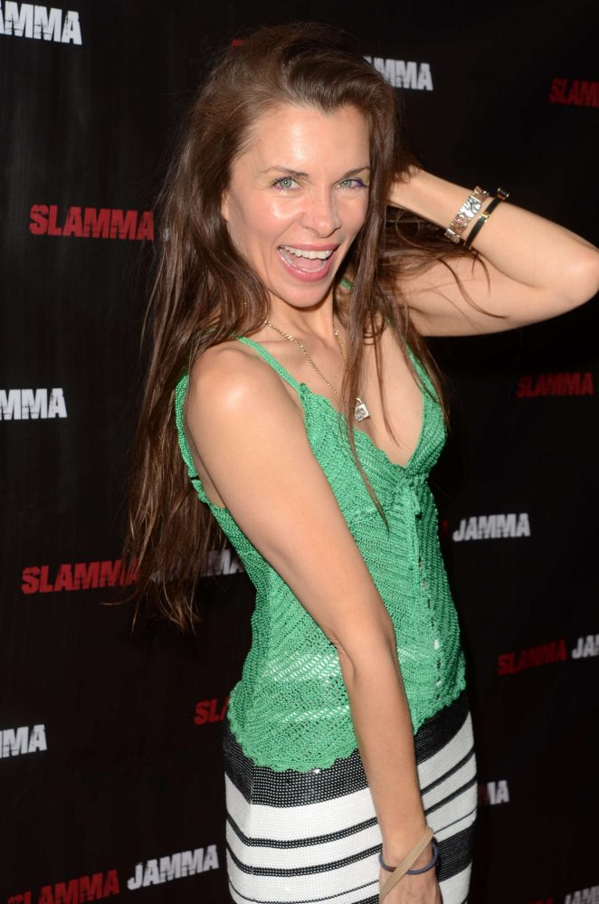 Alicia Arden: Slamma Jamma LA Screening -25