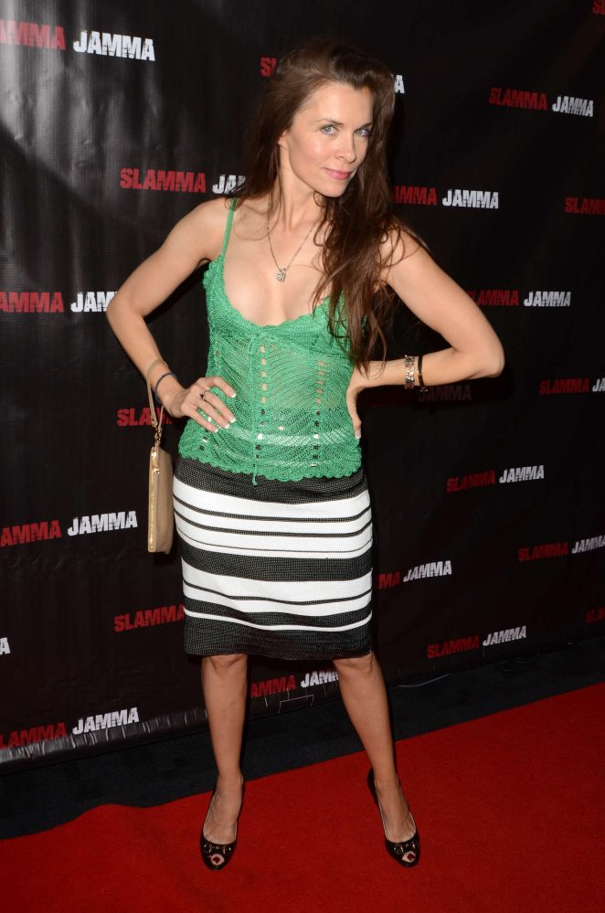 Alicia Arden: Slamma Jamma LA Screening -27