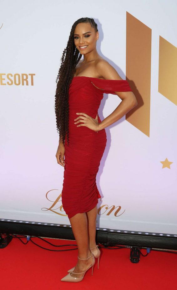 Alicia Aylies - Charity Gala of the Mouratoglou Tennis Academy
