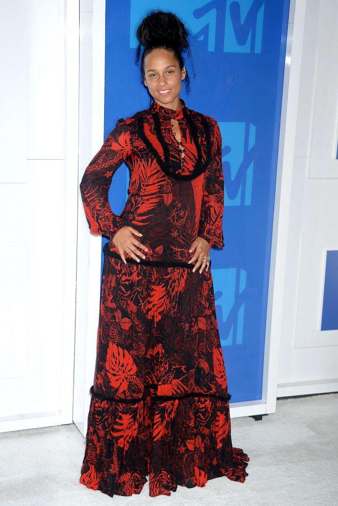 Alicia Keys - 2016 MTV Video Music Awards in New York City