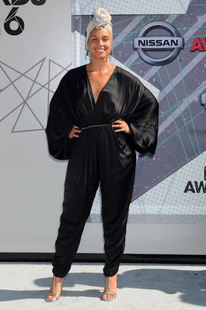 Alicia Keys - BET Awards 2016 in Los Angeles
