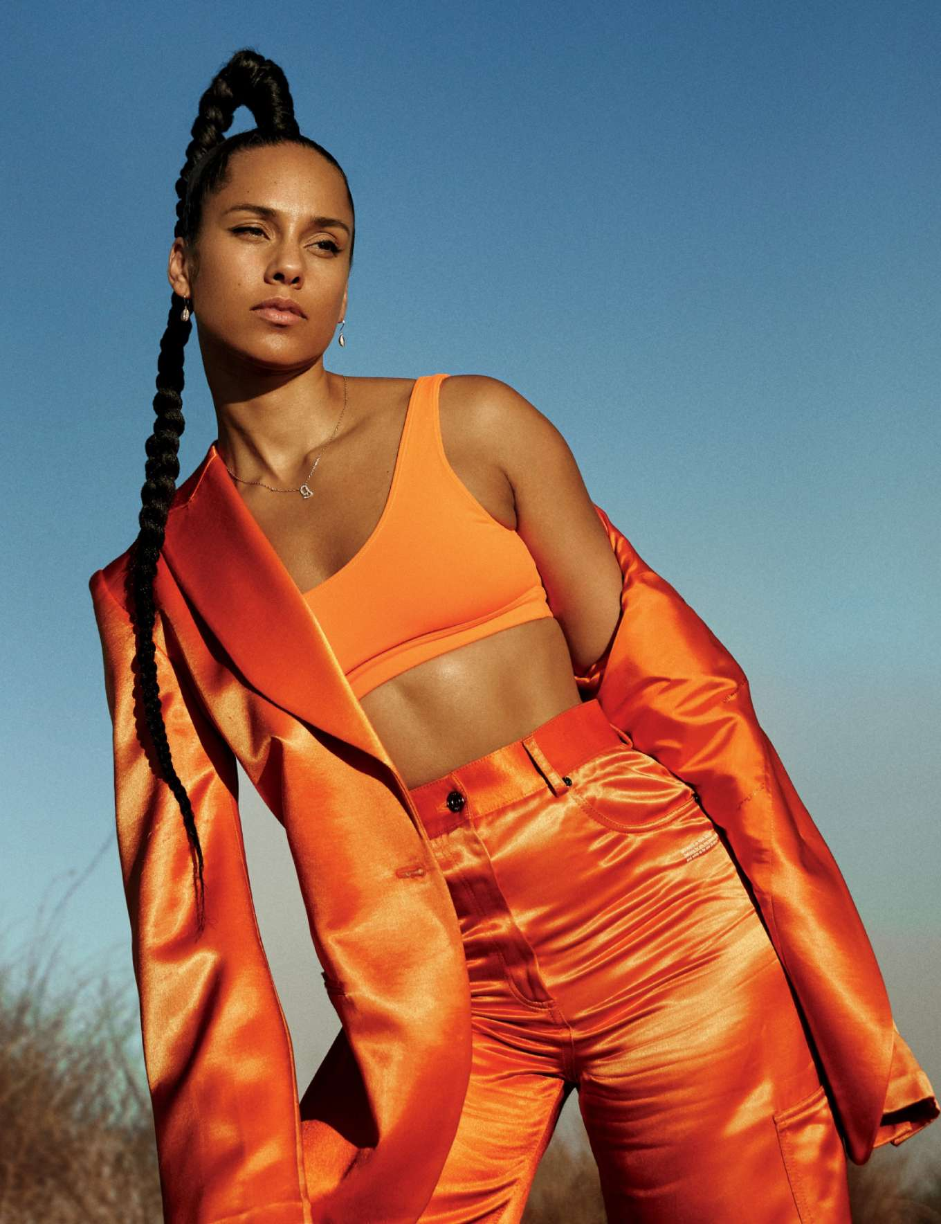 Alicia Keys - Billboard Magazine (December 2019)