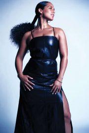 Alicia Keys - Harper's Bazaar US Magazine (September 2019)