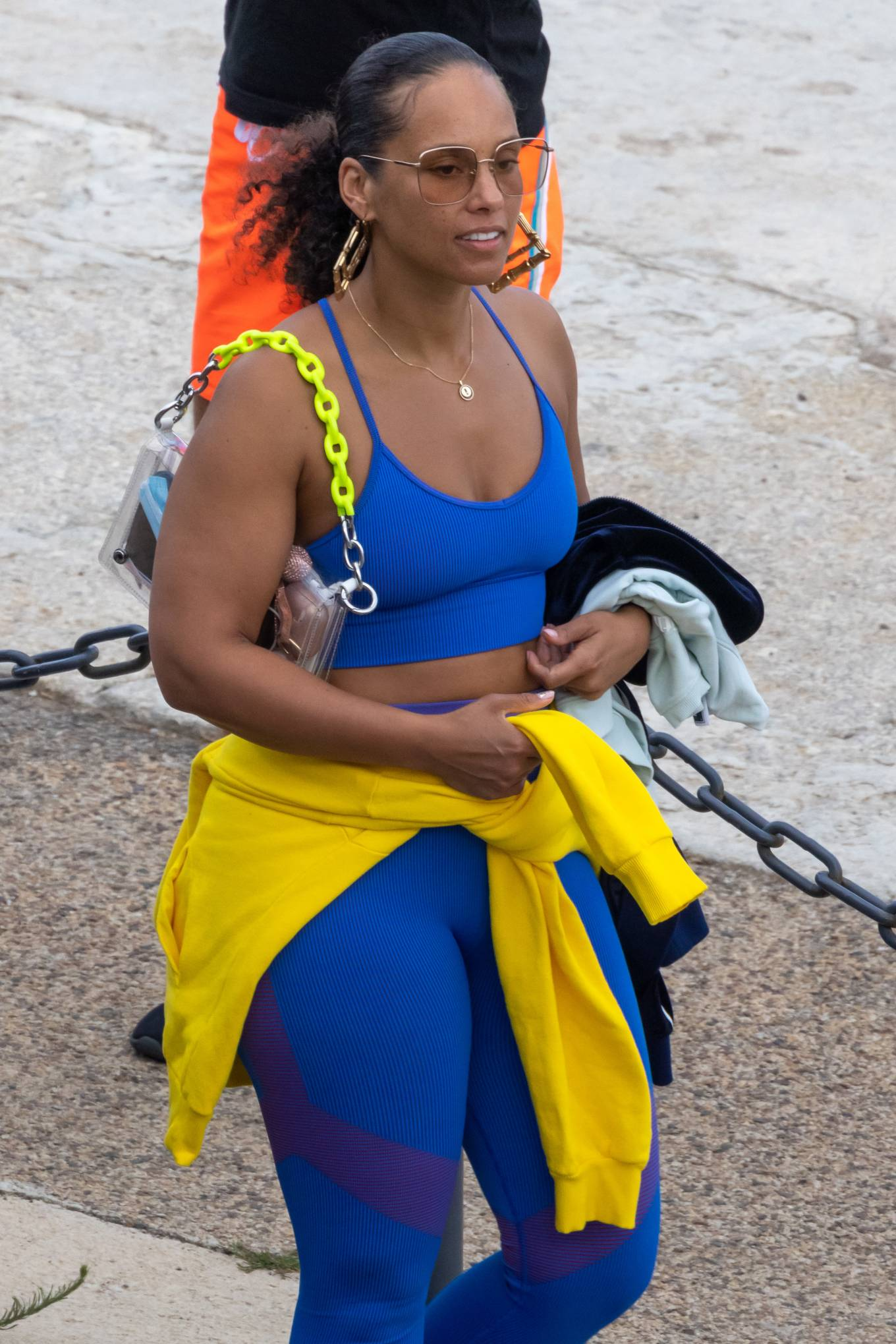 Alicia Keys - Seen in Calvi