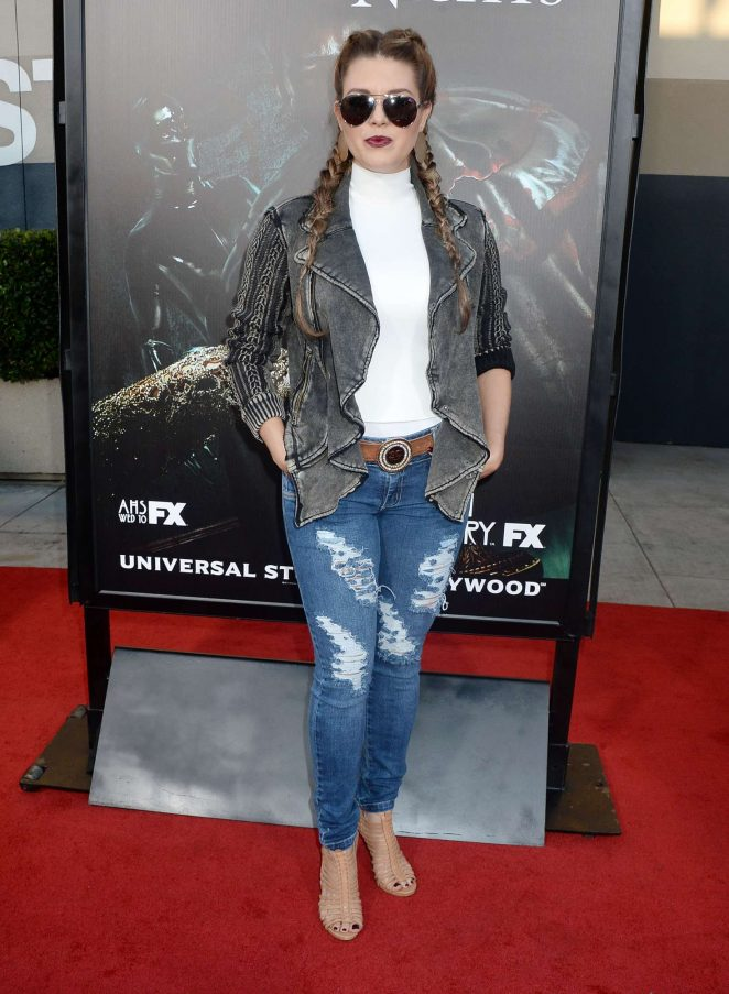 Alicia Machado - 'Halloween Horror Nights' Opening Night Celebration in Universal City