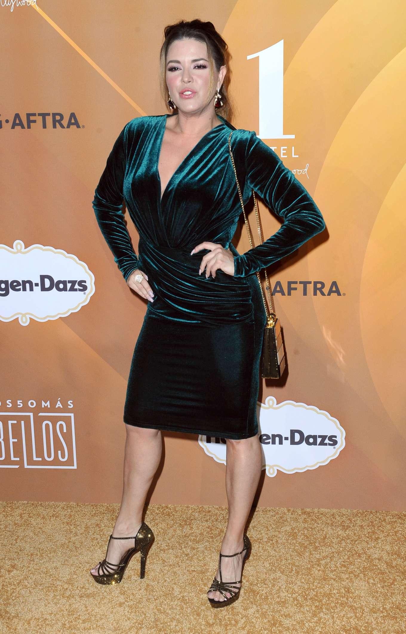 Alicia Machado - People en Espanol's 'Most Beautiful' Star Studded Diversity Panel and Celebration in LA