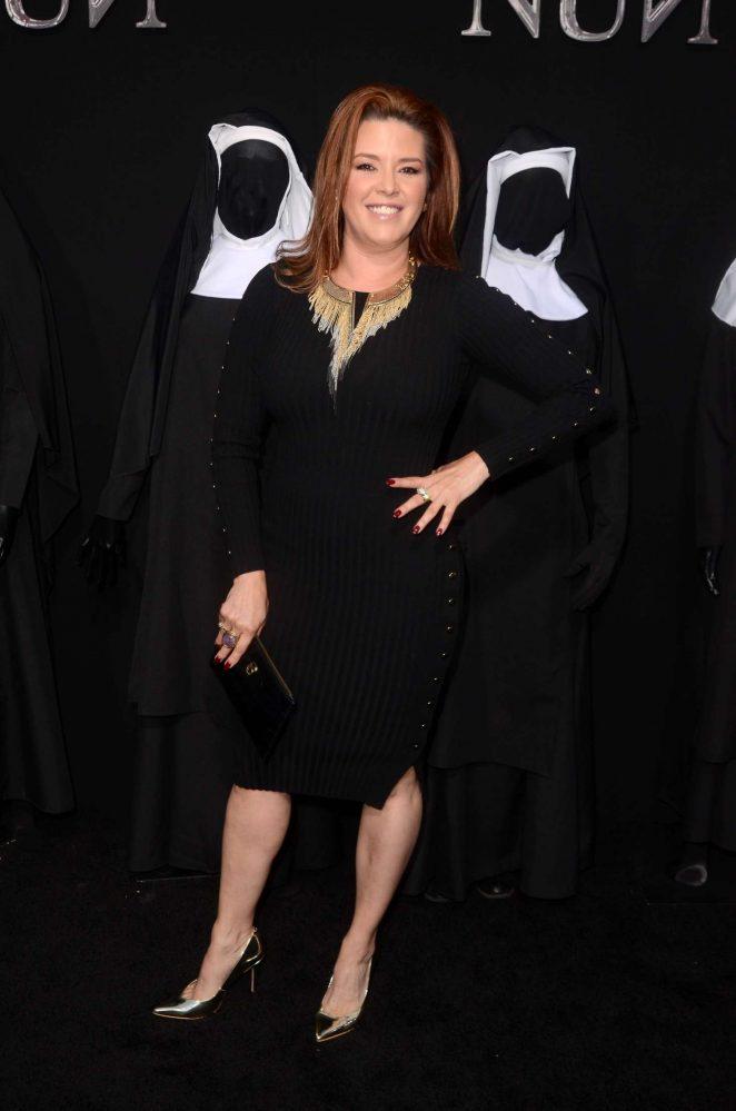 Alicia Machado – 'The Nun' Premiere in Los Angeles