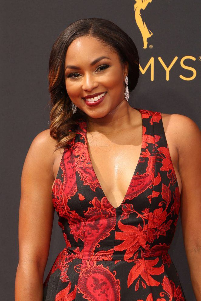 Alicia Quarles - 2016 Emmy Awards in Los Angeles