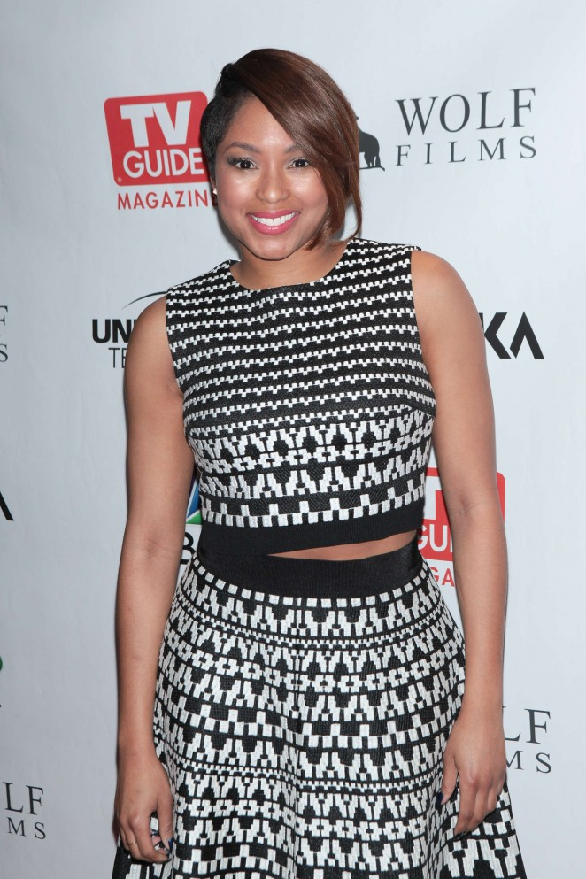 Alicia Quarles - Celebrates Dick Wolf Series in New York