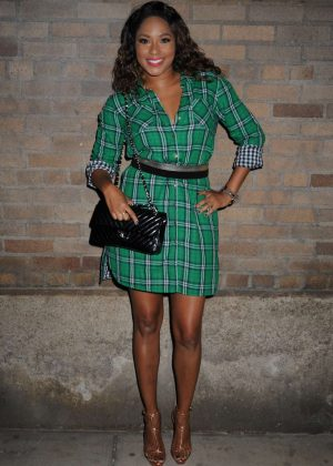 Alicia Quarles - Target IMG NYFW Kickoff Party in New York