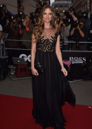 Alicia Rountree - GQ Men Of The Year Awards 2015 in London