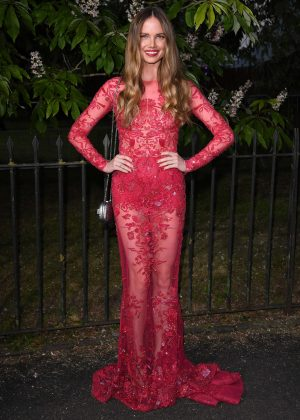 Alicia Rountree - The Serpentine Summer Party 2016 in London