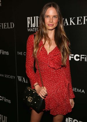 Alicia Rountree - 'Wakefield' Screening in New York