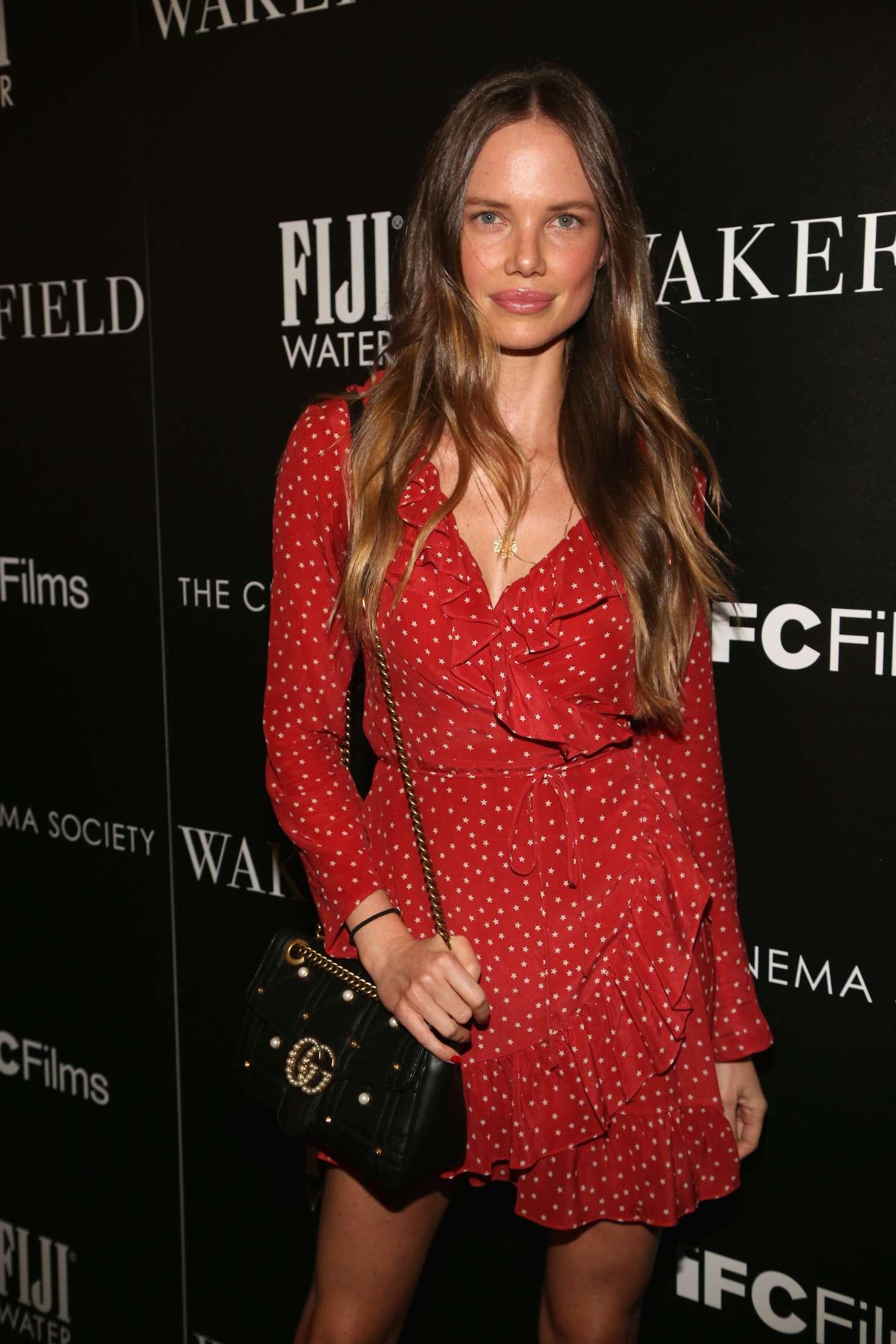 Alicia Rountree - 'Wakefield' Screening in New York