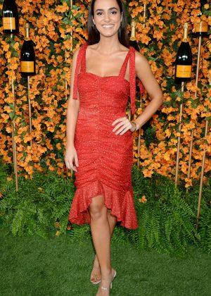 Alicia Sanz - 2018 Veuve Clicquot Polo Classic in Los Angeles