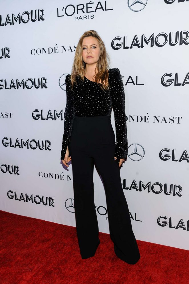 Alicia Silverstone – 2018 Glamour Women of the Year Awards in NYC