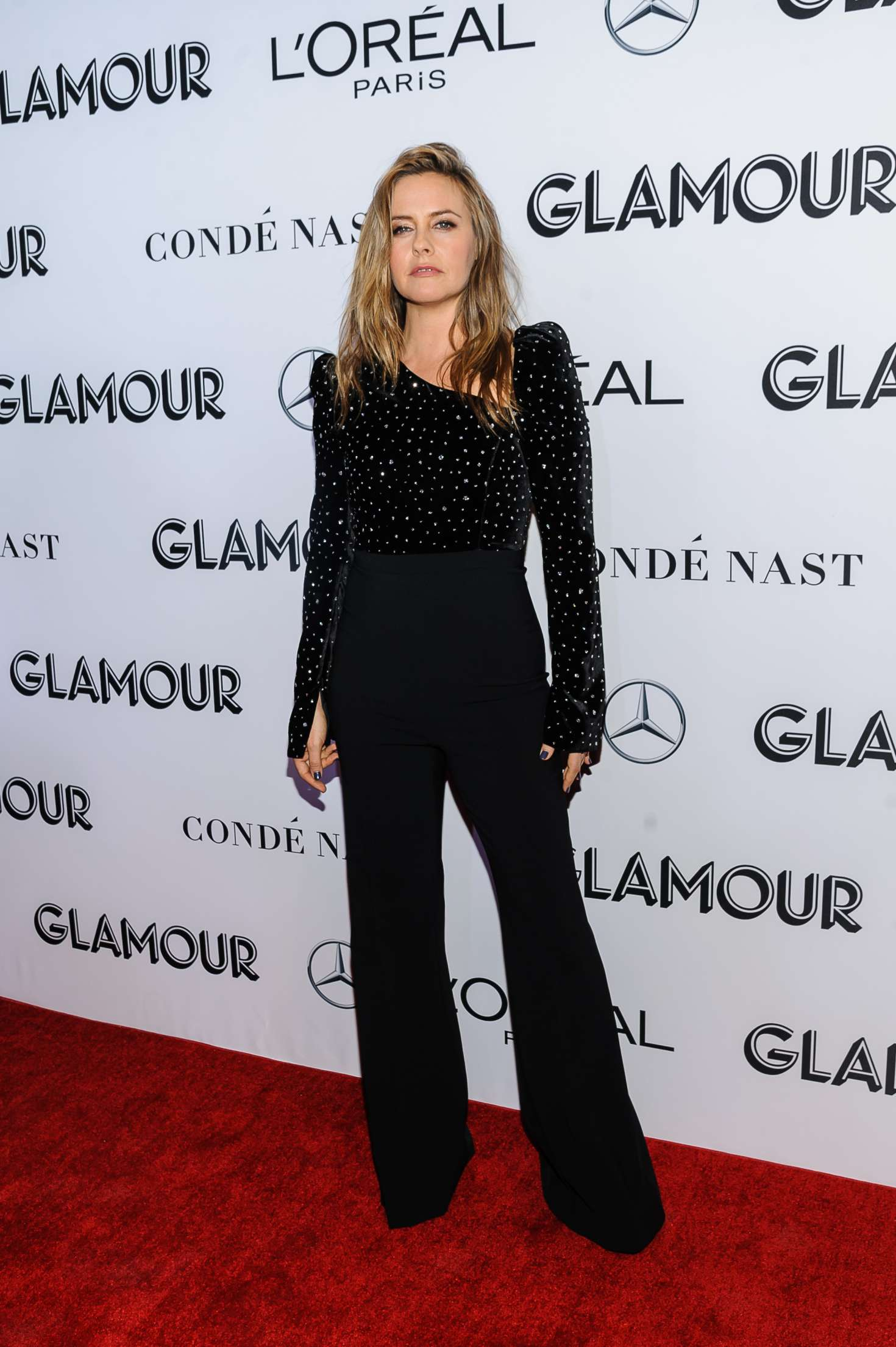 Alicia Silverstone - 2018 Glamour Women of the Year Awards in NYC