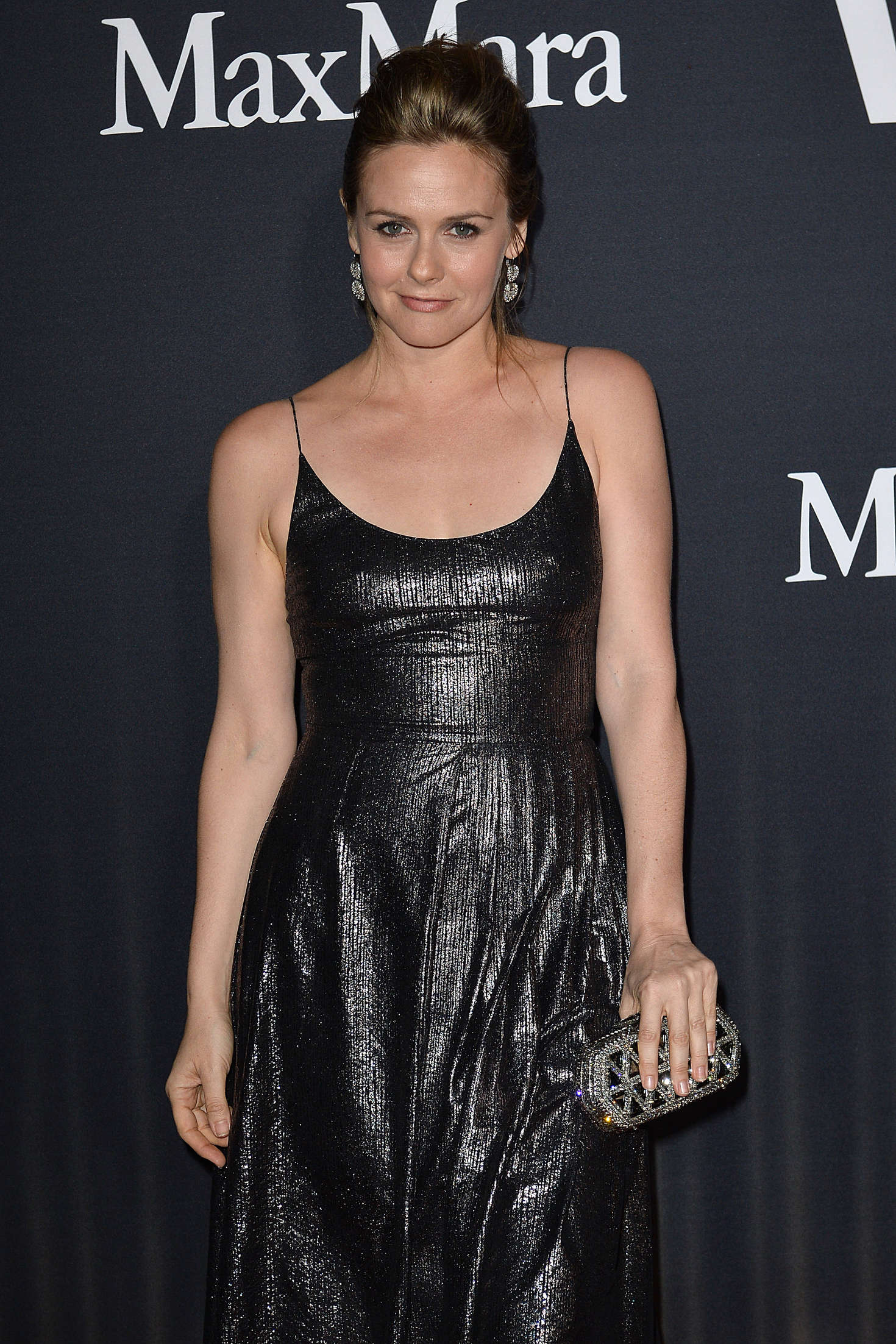 Alicia Silverstone - 2016 Women In Film Pre-Oscar Cocktail Party in LA