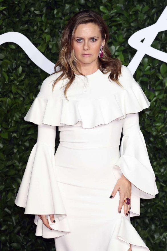 Alicia Silverstone - Fashion Awards 2019 in London