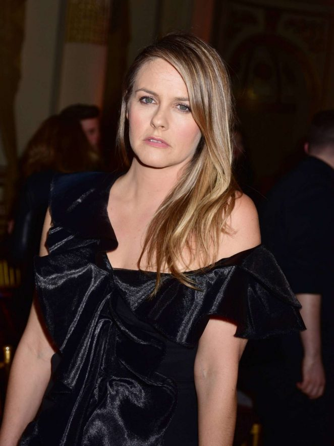 Alicia Silverstone - Christian Siriano Show at 2017 NYFW in NY