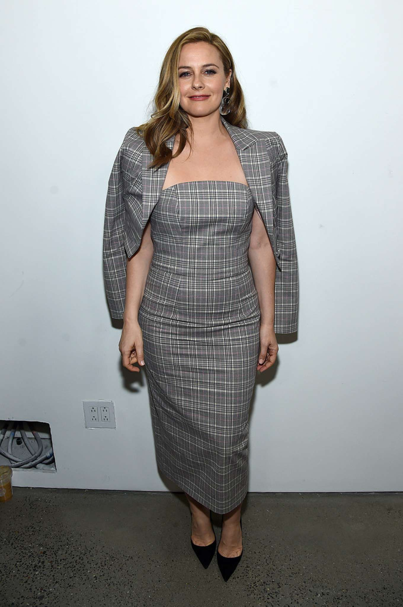 Alicia Silverstone 2020 : Alicia Silverstone – Christian Siriano Show at New York Fashion Week 2020-05