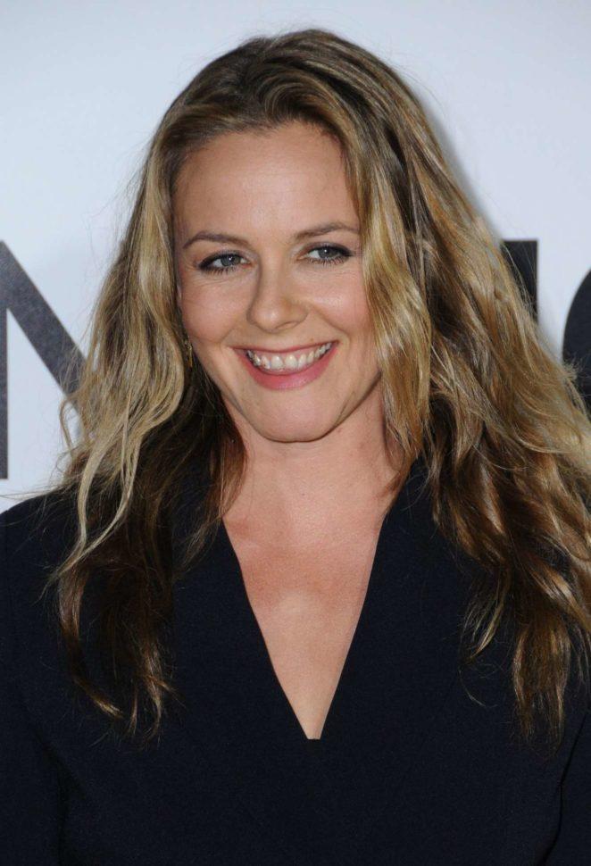 Alicia Silverstone - 'Jane' Premiere in Los Angeles